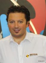 Aldo Cammarata. Sales & Technical Manager
