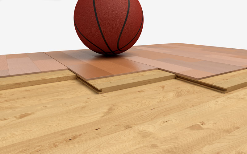 Seicom Sports Parquet Floors Sport Floor Trento