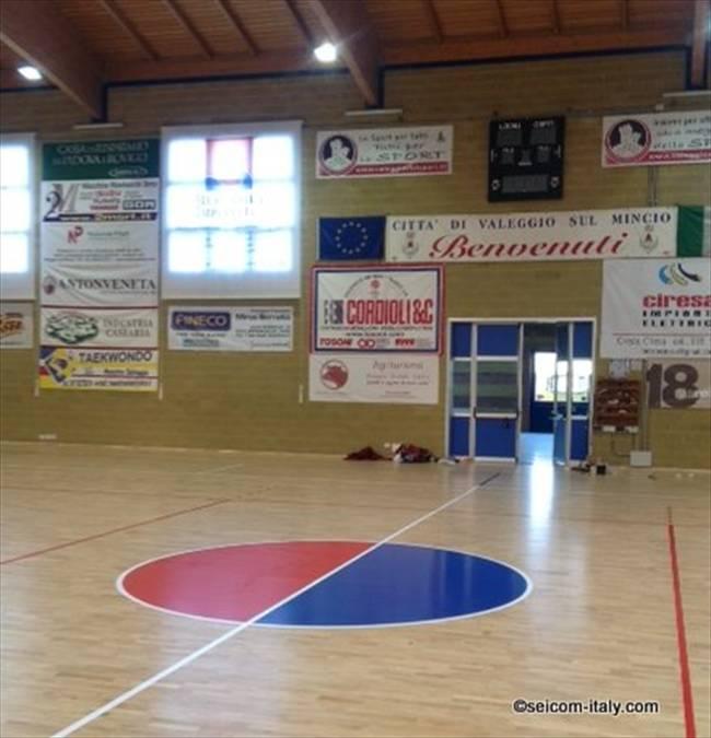 2015 Nuovo Parquet Sportivo a Valeggio Sul Mincio
