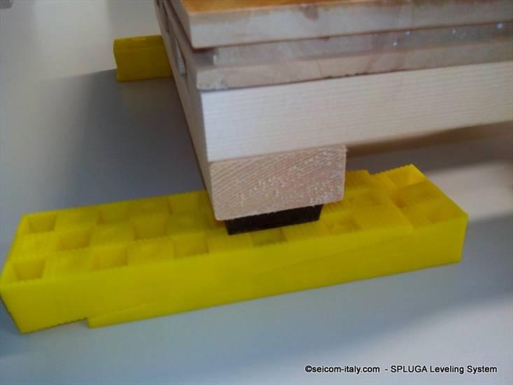 NEWS 2015 SPORT FLOOR Spluga & Air Flex leveling system