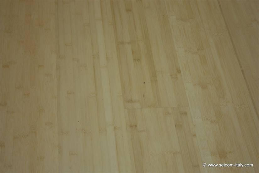 Pavimento Sportivo in bambù