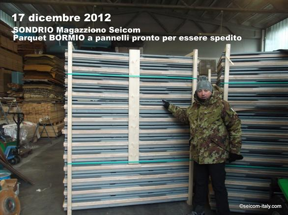 Portable floor Bormio : New hook